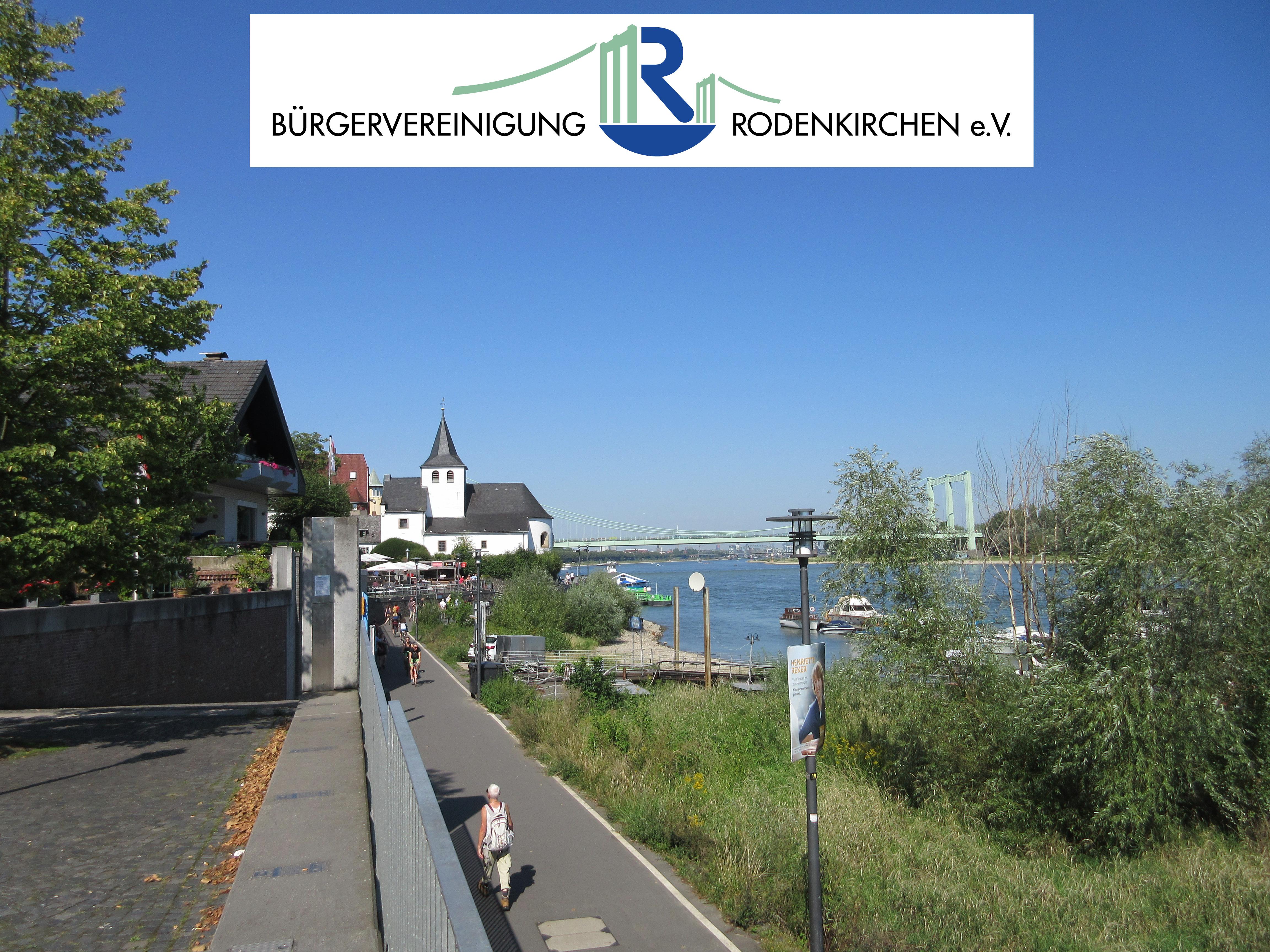 Positionspapier 2016: Willkommen bei der Bürgervereinigung Rodenkirchen