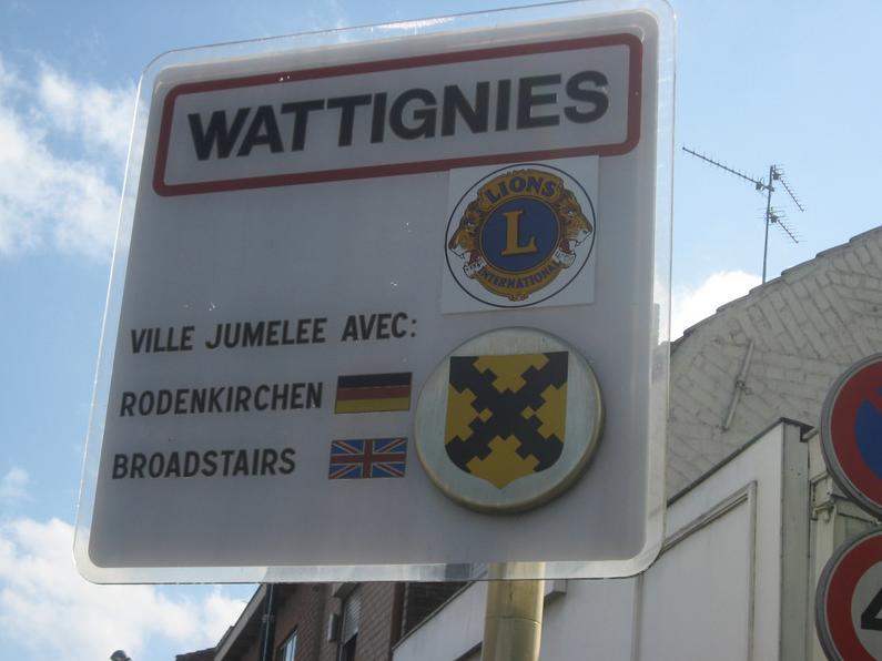 Städtepartnerschaft Wattignies