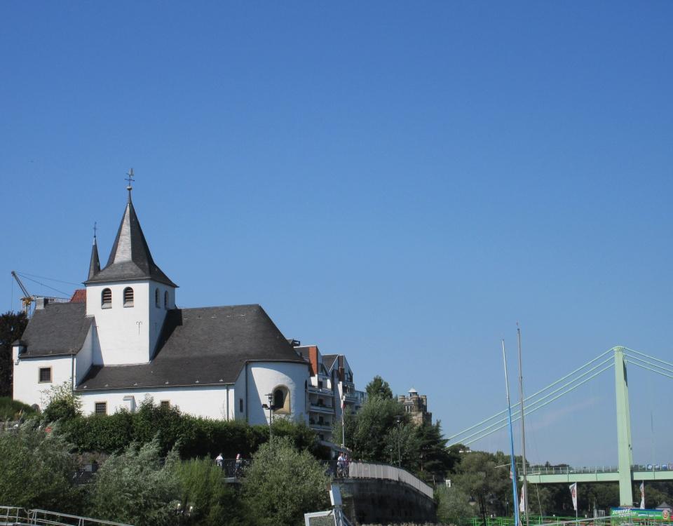 Kapellchen in Rodenkirchen