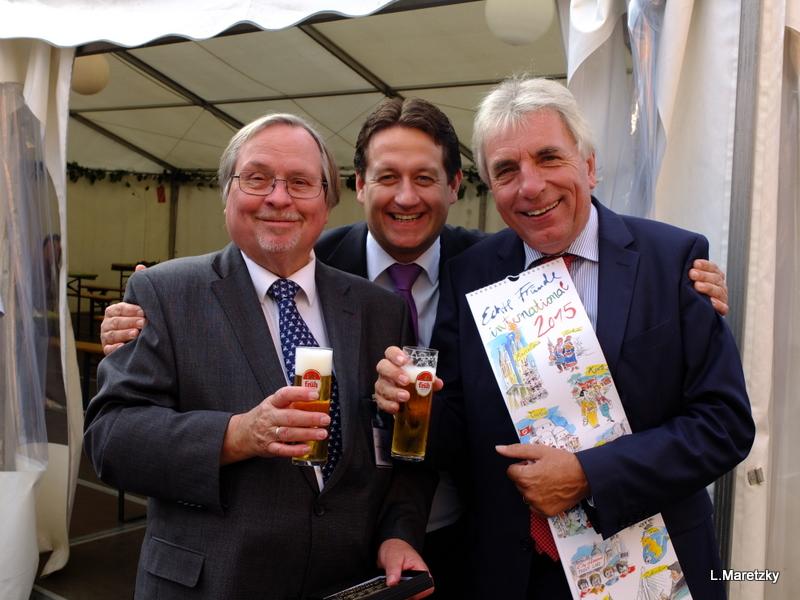 Bügervereinigung Rodenkirchen feierte 50. Jubiläum im Jahr 2014