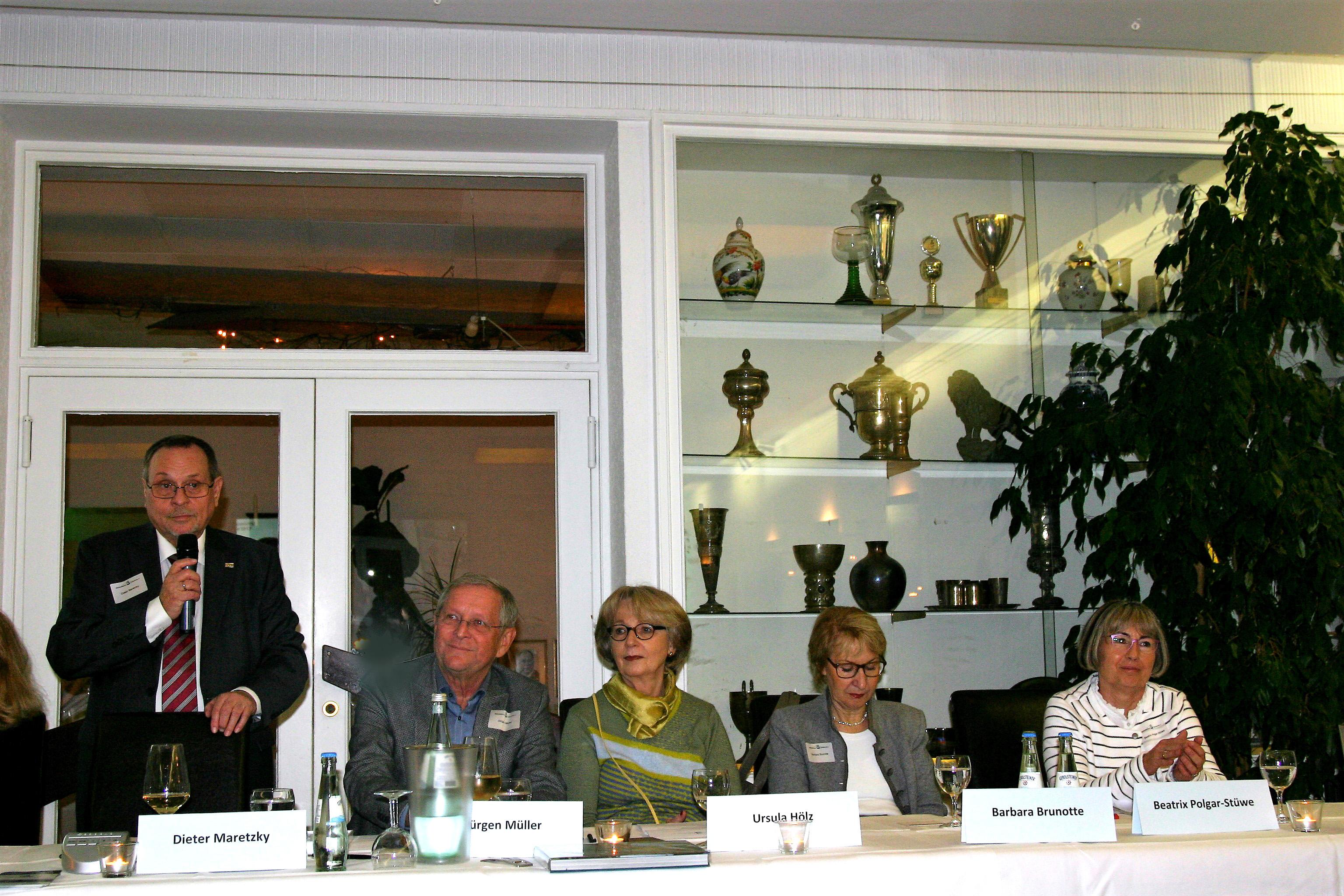Mitgliederversammlung 2017 der Bürgervereinigung Rodenkirchen e.V.