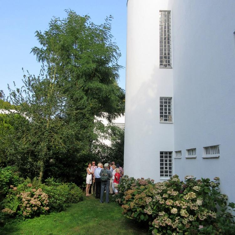 Tag des Denkmals 2019 Führung Rodenkirchen Bauhaus