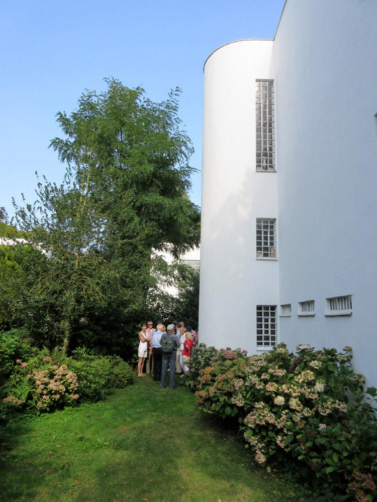 Tag des Denkmals Führungen am 7. und 8. September in Rodenkirchen:Moderne – Umbrüche – 100 Jahre Bauhaus