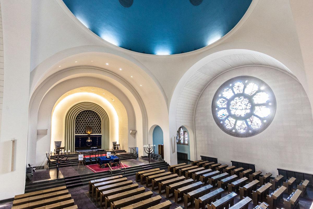 Synagoge Köln: Führung am 7.10.2019