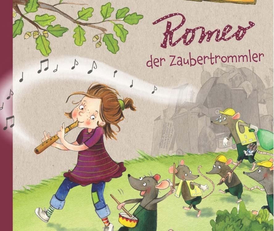 Gerlis Zillgens liest für Grundschulkinder beim Lesefest in Rodenkirchen am 14.11.19