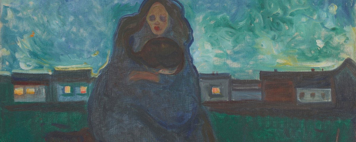 Edvard Munch Under the Stars