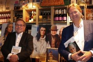 Lesedialog mit Frank Behrendt in Rodenkirchen im Lesefest