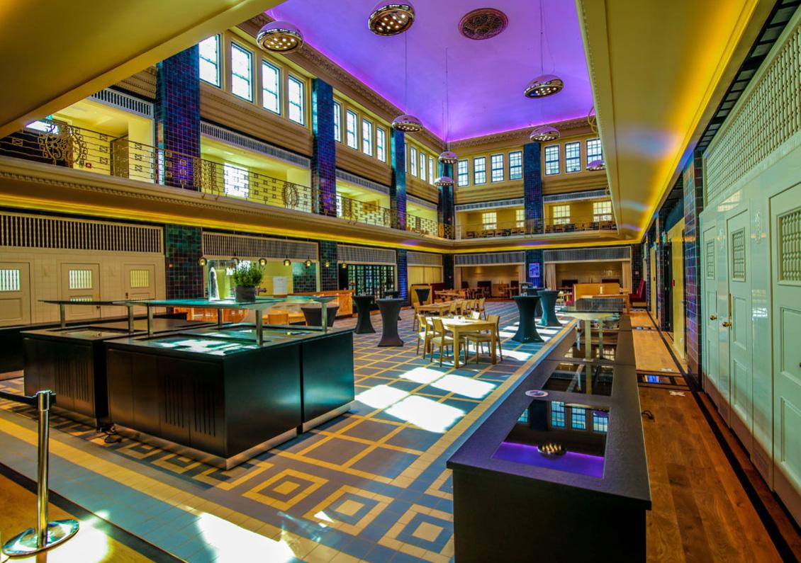 Absage Führung am 2.4.: Hotel Stadtpalais in Deutz: Bad wird zum Hotel