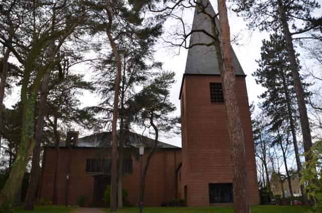 Absage: Führung Kirche Sankt Maria Königin am 26.4.