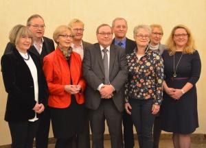 Vorstand Bürgervereinigung Rodenkirchen
