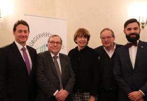 Neujahrsempfang 2020 der Bürgervereinigung Rodenkirchen