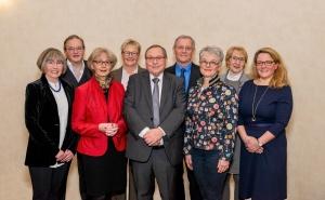 Vorstand der Bürgervereinigung Rodenkirchen