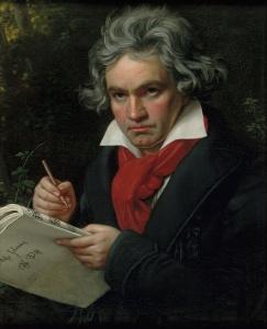 Beethoven Ausstellung in der Bundeskunsthalle Bonn