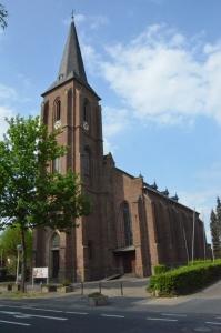 St. Maternus Kirche in Köln Rodenkirchen