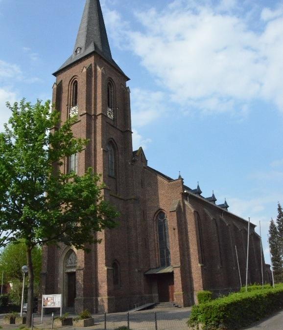 Führung durch die Kirche St. Maternus am 12. September