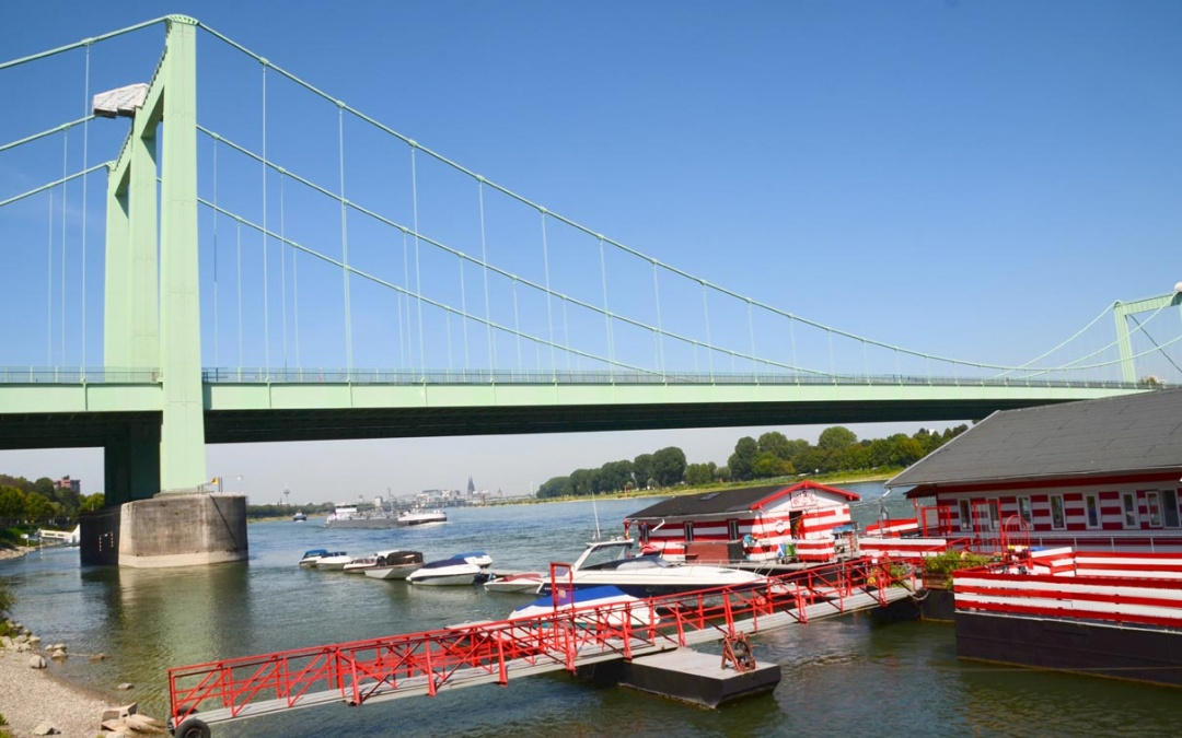 Ausbau A4 Köln-Süd: Die Rodenkirchener Brücke muss bleiben