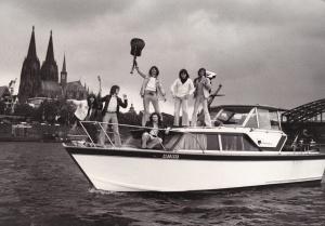 Die Bläck Fööss im Jahr 1973