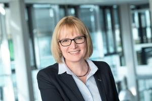 Stefanie Haaks Vorstandsvorsitzende der Kölner Verkehrs-Betriebe (KVB)