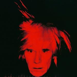 Andy Warhol Selbstportät