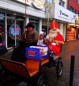 Der Nikolaus kommt dieses Jahr per Zoom zu den Kindern in Rodenkirchen