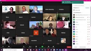 Digitaler Bürgertreff zu Weihnachten trotz Corona
