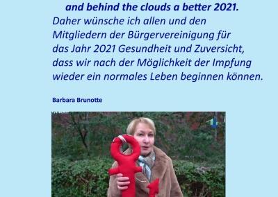 Barbara Brunotte Neujahrsempfang Video
