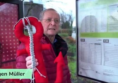 Jürgen Müllerfordert Verbesserungen im ÖPNV für den Bezirk Rodenkirchen