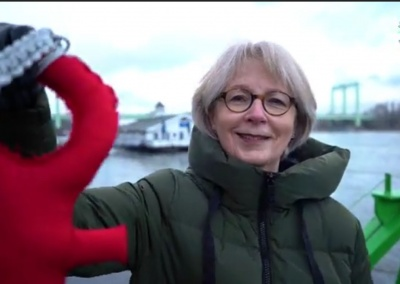 Ursula Hölz, Geschäftsführerin