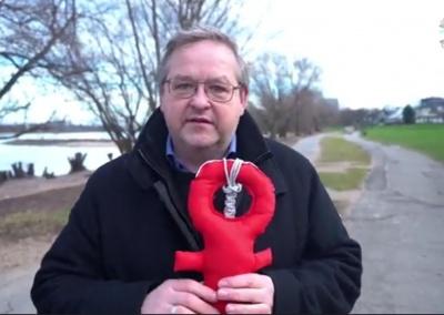 Wolfgang Behrndt 2. Vorsitzender der Bürgervereinigung Rodenkirchen