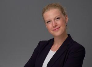 Elisabeth Sandow, 1. Stellvertretende Bezirksbürgermeisterin Rodenkirchen im digitalen Bürgertreff
