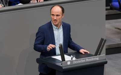 Online-Bürgertreff mit MdB Sven Lehmann am 27. Mai 2021
