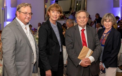 Bürgervereinigung Rodenkirchen: Henriette Reker würdigt Dieter Maretzky – Neue 1. und 2. Vorsitzende gewählt