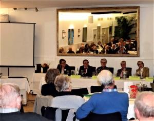 Mitgliederversammlung Bürgervereinigung Rodenkirchen