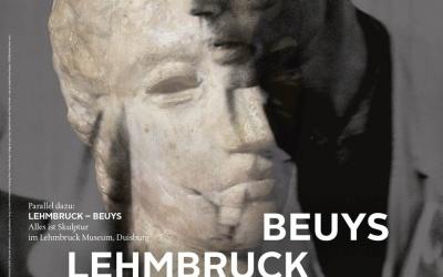 Führung am 5.10. in Bonn: BEUYS – LEHMBRUCK: Denken ist Plastik