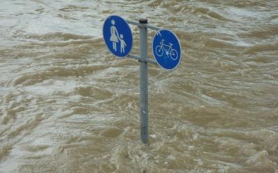 Unsere Spende für die Opfer der Hochwasserkatastrophe in Erftstadt