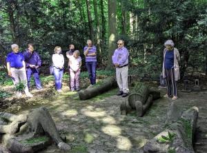 Führung Tag des Denkmals Willy Meller