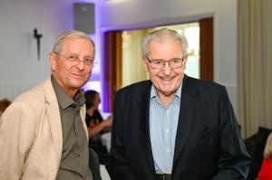 Jürgen Müller und Karl-Heinz Daniel