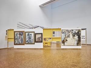 Ausstellung Picasso Museum Luwdig
